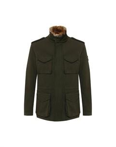 Куртка с меховой подкладкой Barbed
