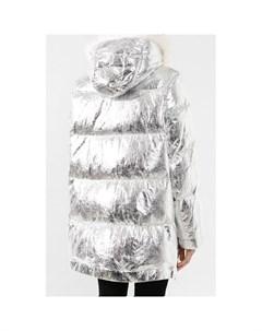 Пуховая куртка Army yves salomon