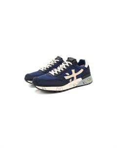 Замшевые кроссовки Mick Premiata