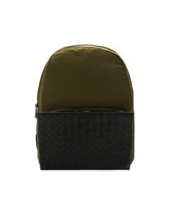Комбинированный рюкзак Bottega veneta