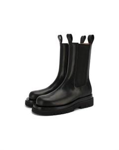 Кожаные ботинки BV Lug Bottega veneta