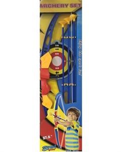 Игрушечное оружие TOY TARGET 55011 Лук и стрелы Toy target