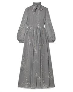 Длинное платье Co