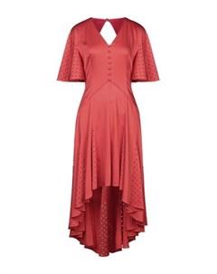 Платье миди Huishan zhang