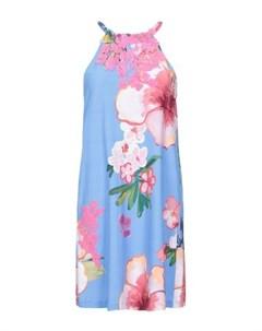 Короткое платье Raffaela d'angelo