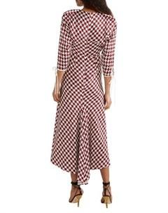 Платье миди Hellessy