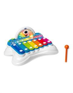 Музыкальная игрушка Ксилофон Chicco