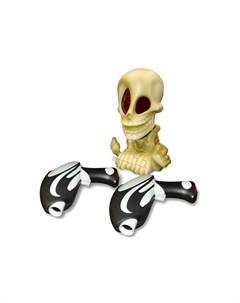 Интерактивная игрушка Тир проекционный с 2 мя бластерами Johnny the skull