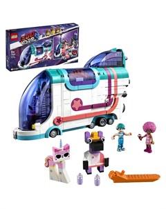 Lego movie 2 70828 конструктор лего фильм 2 автобус для вечеринки Lego