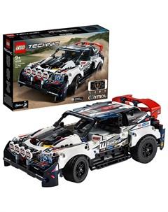 Lego technic 42109 конструктор лего техник гоночный автомобиль top gear на управлении Lego