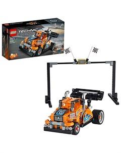 Lego technic 42104 конструктор лего техник гоночный грузовик Lego