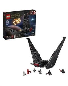 Lego star wars 75256 конструктор лего звездные войны шаттл кайло рена Lego