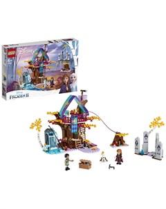 Lego disney princess 41164 конструктор лего принцессы дисней заколдованный домик на дереве Lego