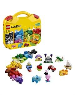 Lego classic 10713 конструктор лего классик чемоданчик для творчества и конструирования Lego