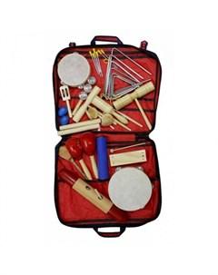 Музыкальный инструмент Набор перкуссии 21 предмет Flight