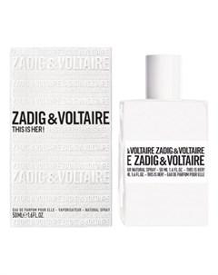 This is Her Zadig&voltaire