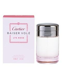 Baiser Vole Lys Rose Cartier