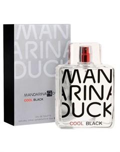 Cool Black Mandarina duck