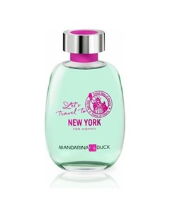 Let s Travel To New York For Woman Mandarina duck