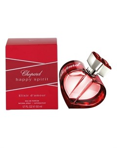 Happy Spirit Elixir d Amour Chopard