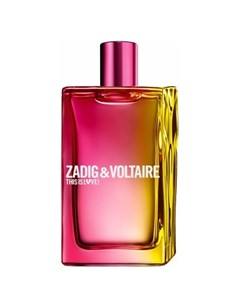 This Is Love for Her Zadig&voltaire