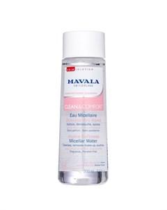 Мицеллярная вода Clean Comfort 200 мл Mavala