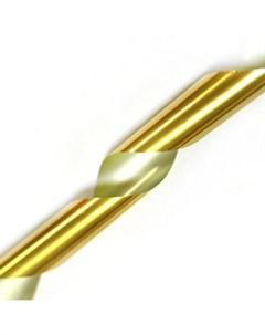 Фольга для литья 11 матовая золотая Ingarden