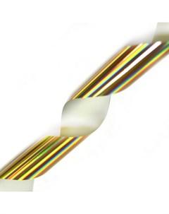 Фольга для литья 04 золотая голография Ingarden