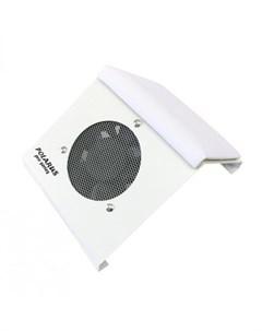 Пылесос для маникюра PRO series настольный белый с подушкой 80W Polarus