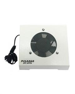 Пылесос для маникюра PRO series настольный белый 80W Polarus