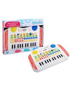Музыкальный инструмент Синтезатор IT102706 Elefantino