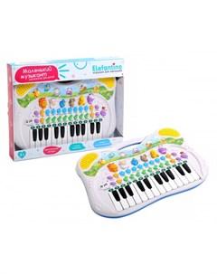 Музыкальный инструмент Синтезатор IT102705 Elefantino