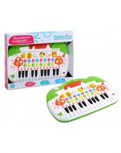 Музыкальный инструмент Синтезатор IT102704 Elefantino