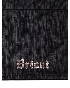 Визитница кожаная Brioni
