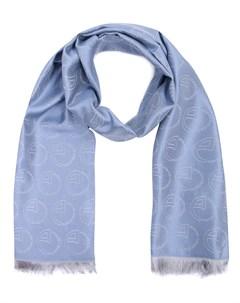 Шелковый шарф Armani collezioni