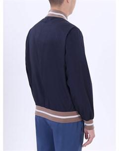 Куртка бомбер хлопковая Brunello cucinelli