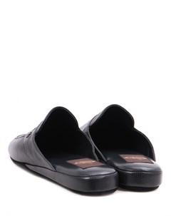 Тапочки кожаные Aldo brue