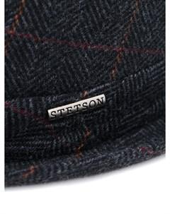 Шляпа в клетку Stetson
