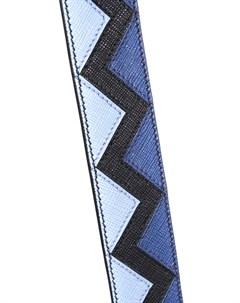 Кожаный ремень для сумки Prada