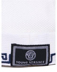 Панама с завязками Versace