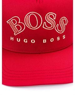 Бейсболка с логотипом Hugo boss