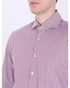 Рубашка Slim Fit в полоску Kiton