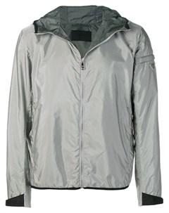 непродуваемая куртка бомбер Prada