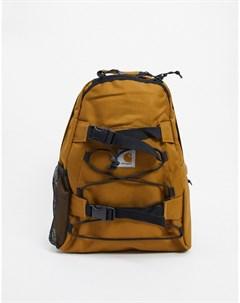 Коричневый рюкзак Carhartt wip