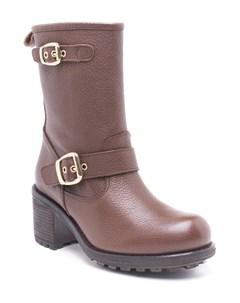 Сапоги и ботфорты на каблуке Roobins