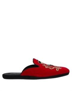 Домашние туфли Dolce&gabbana