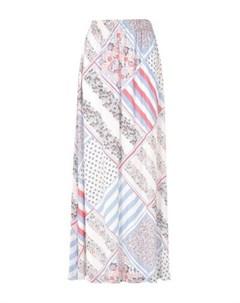 Длинная юбка Tommy hilfiger x gigi hadid