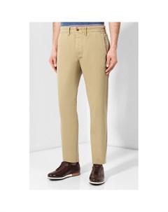 Хлопковые брюки Rrl