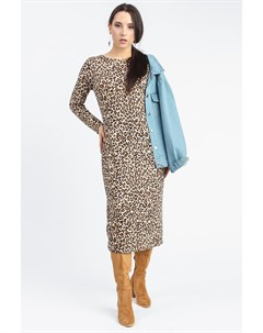 Леопардовое платье Lacywear