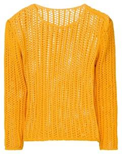 трикотажный свитер с длинными рукавами Jacquemus
